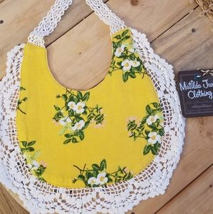 1 Matilda Jane Reversible Bib